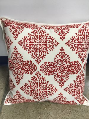 Four Pottery Barn Outdoor Pillows for Sale in Phoenix, AZ