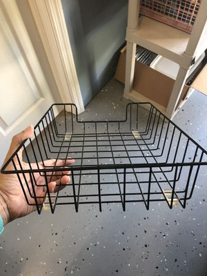 Paper tray black wire for Sale in Fort Lauderdale, FL