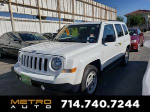 2014 Jeep Patriot for Sale in La Habra, CA