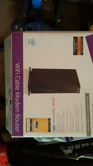 Netgear Wi-Fi cable modem router for Sale in Fenton, MO