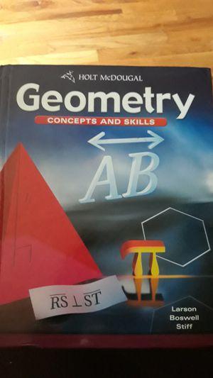 Geometry Hardcover Book for Sale in Tulsa, OK