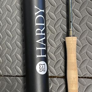 """Hardy Demon Smuggler 9'6"""" 6 Piece Travel Fly Fish Rod *Brand New for Sale in Bonney Lake, WA"""