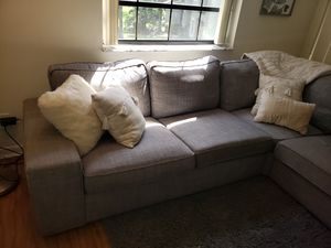 L Shaped Sofa/Couch for Sale in Fort Lauderdale, FL
