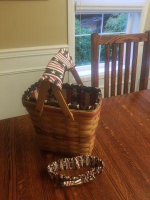 Longaberger basket for Sale in Renton, WA