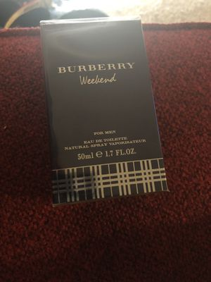 Burberry weekend mens cologne for Sale in Oxon Hill, MD