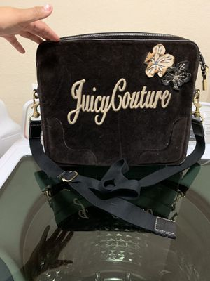 Juicy couture computer bag $20 for Sale in Fort Worth, TX