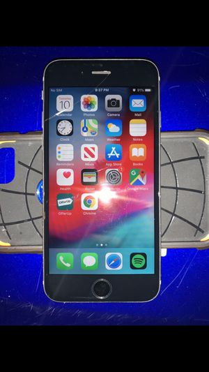Iphone 6s Unlocked for Sale in Kent, WA