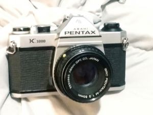 Asahi- Pentax, K1000. 35mm camera for Sale in Forest Heights, MD