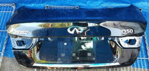 14-17 INFINITI Q50 TRUNK LID TAIL GATE HATCH TAILGATE ASSEMBLY BLACK #OR2-TRS132 for Sale in Fort Lauderdale, FL