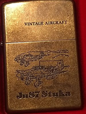 Vintage aircraft Zippo lighter mint condition for Sale in Nashville, TN