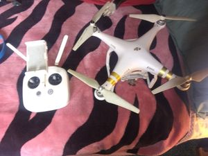 DJI PHANTOM PRO DRONE WITH REMOTE/4K CAMERA SYSTEM for Sale in Broken Arrow, OK