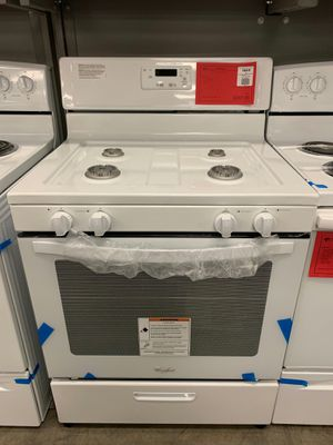 Brand New Whirlpool Gas Range..1 Year Manufacture Warranty Included for Sale in Gilbert, AZ