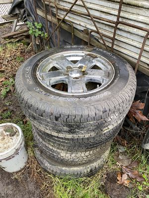 Jeep tire n wheels for Sale in Gig Harbor, WA