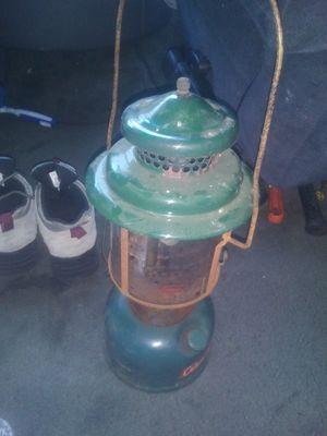 Coleman lantern for Sale in Everett, WA