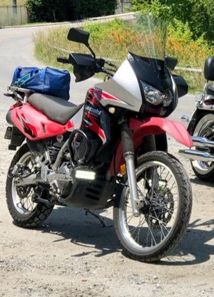 Motorcycle klr 650 Kawasaki for Sale in Homestead, FL