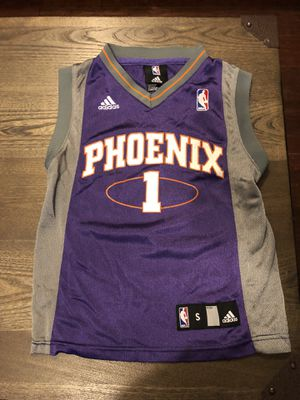 Phoenix Suns Jersey -Adidas #1 Amare Stoudemire for Sale in Goodyear, AZ