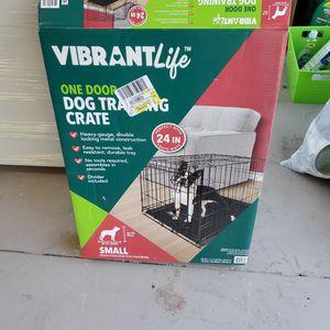 Vibrant Life One Door Crate for Sale in Homosassa, FL