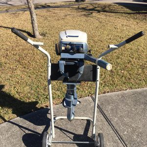 1976 Evinrude 15 Hp 2-cycle for Sale in Humble, TX