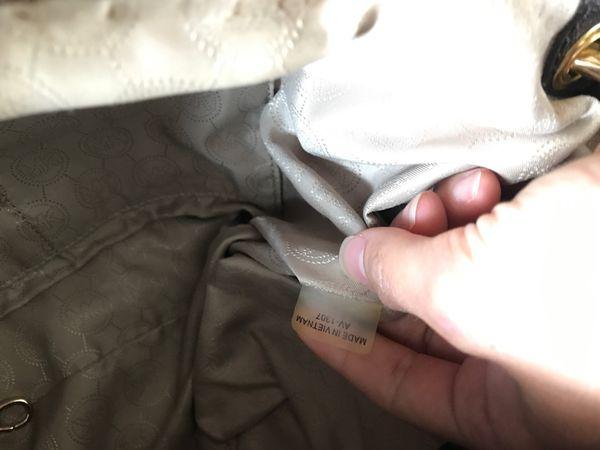 Michael Kors Handbag AV - 1307 Brown Leather