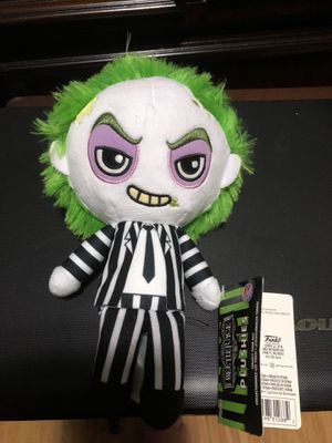 Funko Beetlejuice plushy brand new. for Sale in Riverview, FL