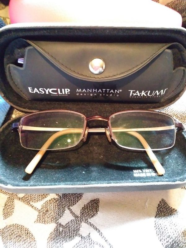 8890b7a4fc Takumi Eyeglasses for Sale in Tacoma