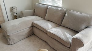 Fantastic grey sectional couch for Sale in Bothell, WA