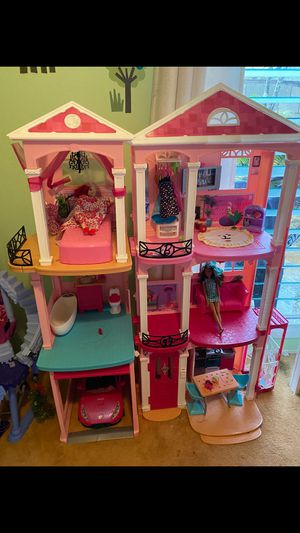 Barbie Dream house/ Monster High Mansion for Sale in Mililani, HI