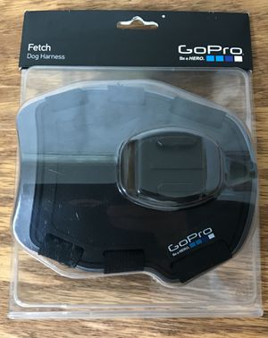 BRAND NEW GoPro Fetch dog camera harness adapter for Sale in Brook Park, OH