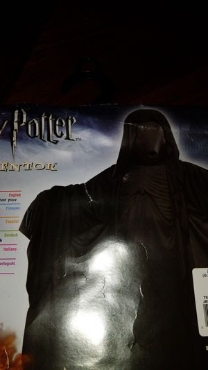 Harry Potter Dementor Halloween costume kids Medium 8-10 for Sale in Columbia, MD
