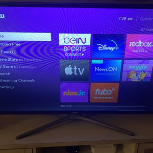 Samsung 46 Inch Smart LED TV for Sale in Shrewsbury, MA