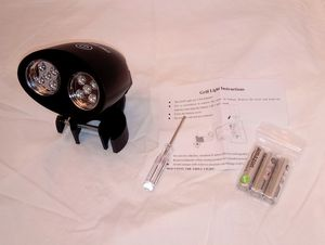 Home Kraze LED Battery Operated BBQ Barbeque Grill Cooking Light for Sale in Lehigh Acres, FL