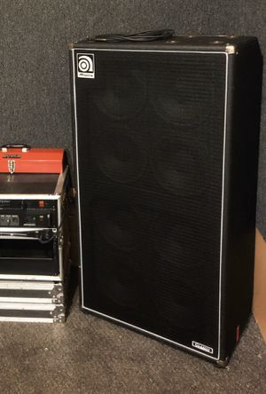 Ampeg 8x10 Bass Cab for Sale in Tacoma, WA