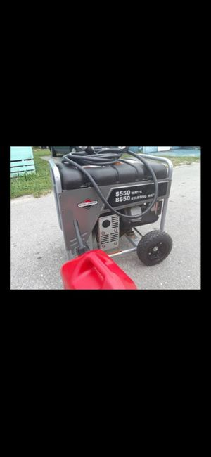 Generator 8550 WATTS brand new all incluid. for Sale in Lake Worth, FL
