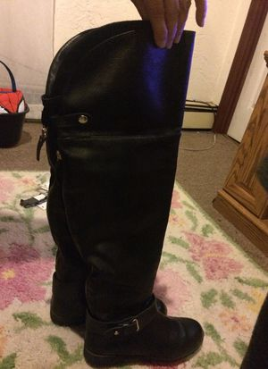 ALDO Leather Boots size 7 for Sale in Revere, MA
