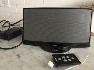 Bose SoundDock iPod speaker for Sale in Houston, TX