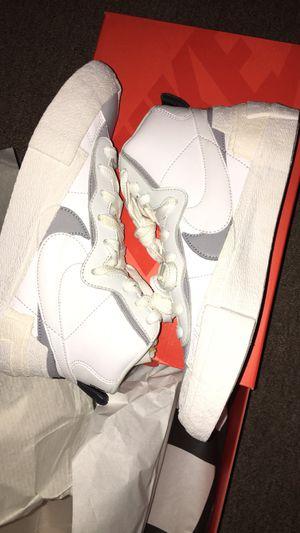 Nike blazer mid sacai for Sale in Merrionette Park, IL