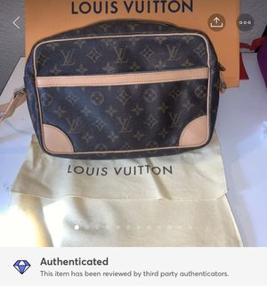 Authentic Louis Vuitton Trocadero 27 for Sale in Pomona, CA