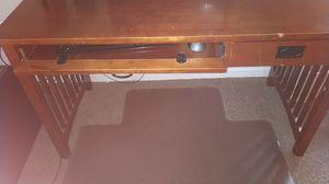 Wooden desk for Sale in Murfreesboro, TN