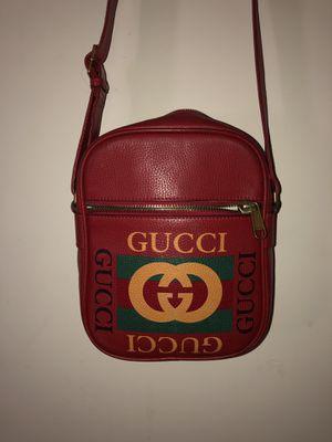 Gucci print messenger bag for Sale in Atlanta, GA