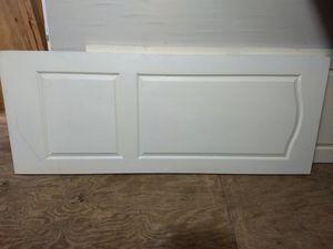 $80 EACH (msrp of $150+- each) 2 interior doors uncut MDF for Sale in Lutz, FL