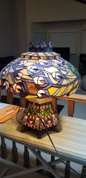 Antique handcrafted lamp for Sale in Los Angeles, CA