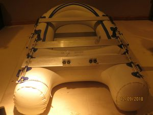 Inflatable boat with motor for Sale in Vermilion, OH