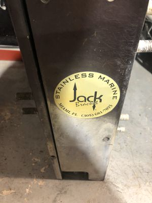 Stainless Marine Jackplate for Sale in Miami, FL