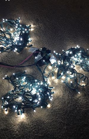 LED Christmas lights for Sale in Columbia, MD