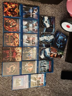 Blu-Ray LOT, x16 Movies!! for Sale in San Diego, CA