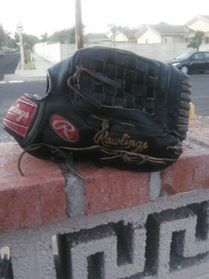 Baseball Glove - Rawlings for Sale in Los Angeles, CA