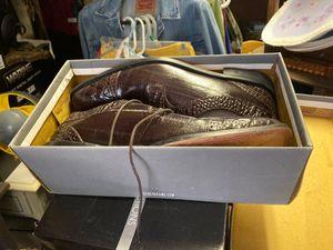 Stacy Adams men's shoes size 10 half for Sale in Dalton, GA