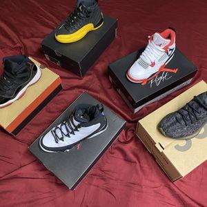 Retro Jordan 4y for Sale in Philadelphia, PA