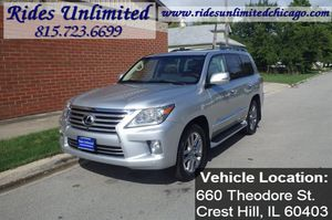 2013 Lexus LX 570 for Sale in Crest Hill, IL