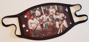 YANKEES LEGENDS THEMED FACE MASK for Sale in Coconut Creek, FL